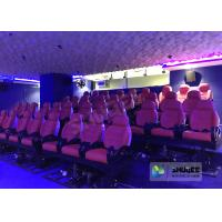 Buy cheap Cabin Cinema Motion Flight Simulator Movie Theatre With Different Movie Posters product
