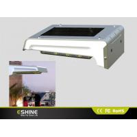 Buy cheap Outdoor Solar Security Lights / Human Visual Motion Sensing Wall Light product