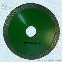 Buy cheap Continuous Rim Diamond Circular Saw Blade - DSSB17 product