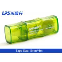 Titanium Dioxide 4M Green Mini Correction Tape For Student Stationery