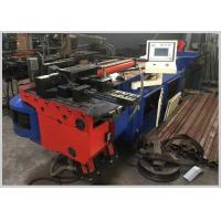 Buy cheap Electric Control Industrial Hydraulic Pipe Bender Low Power Construction product