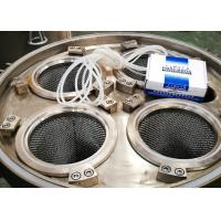 Buy cheap Carbon Steel / Stainless Steel Bag Filter , Industrial Water Filter Flexible Operation product