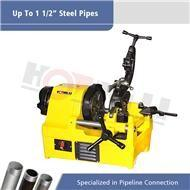 "Buy cheap SQ40 Electric Portable Pipe Threading Machine of 1/4""-1 1/2"",SQ32 Steel Bar Thread Cutting Machine product"