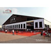 Buy cheap Aluminum Clear Span Warehouse Motorhome Storage Tents , Big Party Tents product