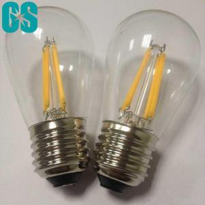 Buy cheap S14 Type Filament LED Bulb 2W 4W E26 E27 B22 High Brightness CE Approval product