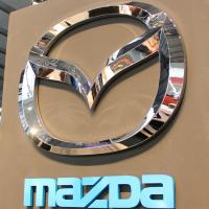 Buy cheap Mazda dealers Custom Vacuum forming Plastic 3D Car Logo Sign product