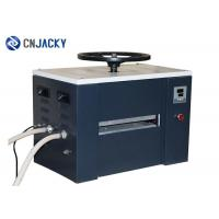 Buy cheap Water Cooling Plastic Business Card Making Machine , A4 Manual Credit Card Laminator product