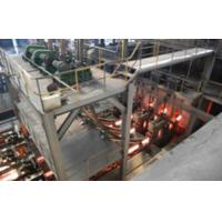 Buy cheap Double Strand Billet Continuous Casting Machine Automatic For 80x80 Steel Billets product