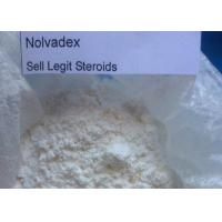 Quality High Purity Tamoxifen Citrate Nolvadex for Anti Estrogen CAS 54965-24-1 for sale