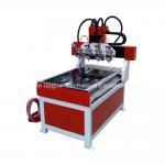 Buy cheap 4 CNC pequeno da madeira dos eixos 600*900mm que cinzela a máquina product