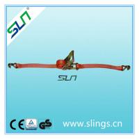 China High quality for Ratchet tie down cargo with end fittings on sale