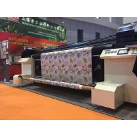 Buy cheap High Speed Textile Digital Printing Machine Dual CMYK Color Mode product