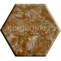 Buy cheap Nature Marble Like Solid Surface Sheet product
