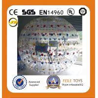 Buy cheap 2014 high quality inflatable zorb ball rental product