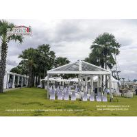 Buy cheap UV Resistance Luxury Big Marquee Tent For Wedding / Exhibition product