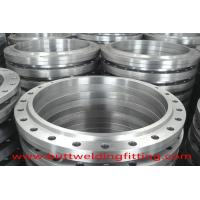 Buy cheap 24 Inch Carbon Steel Forged Steel Flanges RF SO FLANGE A105N BS JIS GB from wholesalers