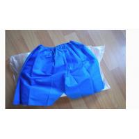 Buy cheap Disposable Short Pants For Sauna / Hote / Hospital , Patient Disposable Exam Shorts product