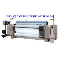 China 150CM  SINGLE NOZZLE WATER JET LOOM MACHINERY PLAIN TAPPET WEAVING POLYESTER FABRIC on sale