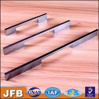 China China factory wholesale aluminum kitchen cabinet door handle Polished Chrome Kitchen Cabinet Cupboard Door Bow Handle on sale