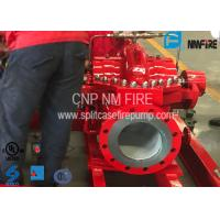 Buy cheap Firefighting Split Case Centrifugal Pump 205PSI For Office Building / Schools product