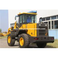 Buy cheap 3T Small Front Loader With 1.8m³ Bucket Capaity Can Be Optional As Deuta Or Weichai Engine from wholesalers