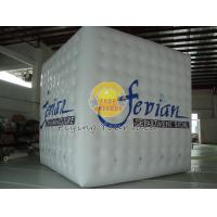 Buy cheap White Fireproof Cube Balloon product