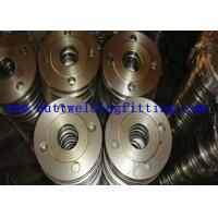 China EN 1092-1 TYPE 01 PLATE FLANG Butt Weld Flanges PN6 PN10 PN16 PN25 PN40 on sale