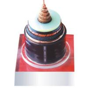 China XLPE insulation, corrugated aluminum sheath ,PE outer sheath,power cable on sale