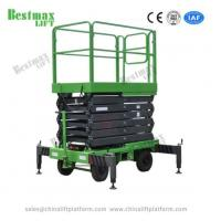 Buy cheap 500Kg 8 Meters Hydraulic Lift with Extension Platform for Work Shop product