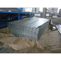 Buy cheap Galvanized Corrugated Zinc Roofing Sheet product