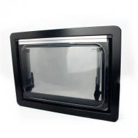 Buy cheap Aluminum Hinged Push Out RV Caravan Parts And Accessories Windows High Performance product