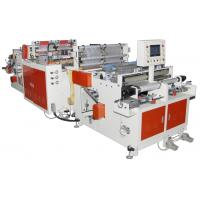 Buy cheap Hi Speed Automatic Bag Making Machine For Perforated T Shirt Bag On Roll Bag product