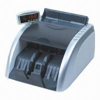 Buy cheap Highly Accurate Mini Intelligent Banknote Bill Counter with 200 Notes Stacker Capacity product