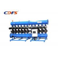 Buy cheap Backflush Disc Automatic Backwash Filter For Farm Drip Irrigation System product