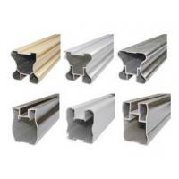 Buy cheap Simple Structure Aluminum Curtain Wall Profile For Residential Buildings product