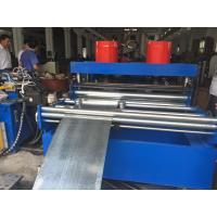 China  High Efficiency 5Kw Cable Tray Roll Forming Machine Servo Feeding 10 Meters / Min  for sale