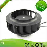 Buy cheap Ec Centrifugal Fans With Air Purification Pa66 133mm Fresh Air System from wholesalers