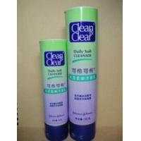 Buy cheap Plastic Cosmetic Tubes, Laminate Tube Packaging For Facial Cleanser, Skin Care product