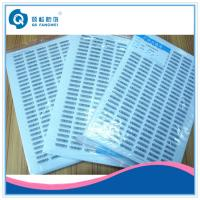 Buy cheap Custom Made Self Adhesive Barcode Labels For Package , Thermal Transfer Barcode Sticker product