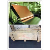 Buy cheap Electrolytic copper foil of 100 µ with Width of the foil 300 mm for  using in conductive foil solutions product