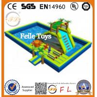 Buy cheap 2015 Recent Popular Inflatablel Water  Projects For Sale product
