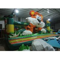 Inflatable tiger bouncer / Tiger belly inflatable bouncer / new inflatable tiger bouncer