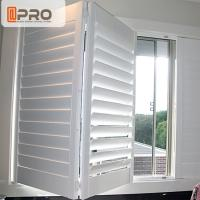 Buy cheap Economic And Durable Aluminum Alloy Plantation Shutters Vertical Sun Shade Louver product