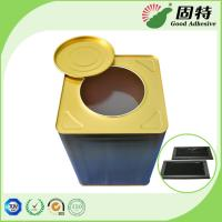 Buy cheap Synthetic Polymer Resin Transparent Hot Melt Glue For Plastic Rat Glue Trap Blister product
