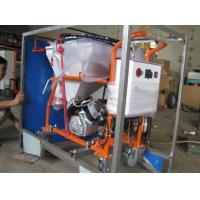Quality Wall Cement Plastering Machine / Cement Sprayer Machine For Instance for sale