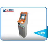 Buy cheap 19 inch free standing LED self service kiosk with smart design product