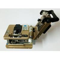 Buy cheap Outdoor Fiber Optic Cleaver / Knife , Fiber Optic Cutter For FTTH Cable product