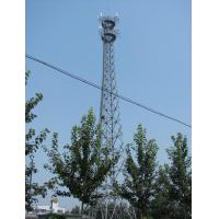 Buy cheap Types Of Telecommunication Towers Self Supporting Antenna Tower 3L / 4L 30M product