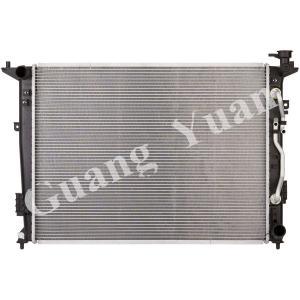 Buy cheap DPI 13527 Heat Exchange Custom Aluminium RadiatorsFor Hyundai Kia K900 V8 Elite V8 product