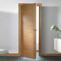 Buy cheap Sound Proof Solid Wood Doors Inswing / Outswing Opening Long Service Life product